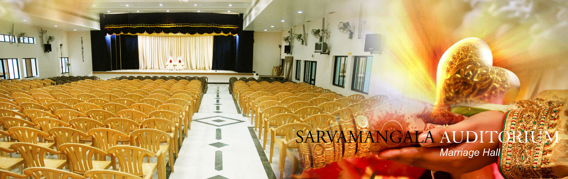 marriage hall in nagercoil,